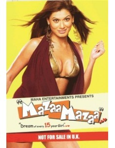 Mazaa Mazaa DVD