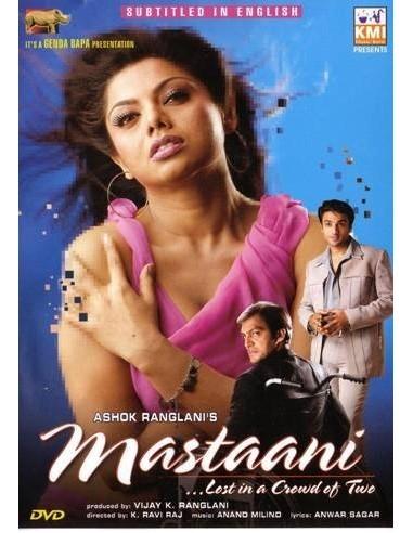 Mastaani DVD