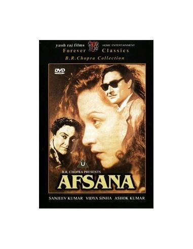 Afsana DVD