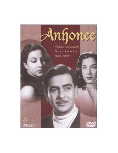 Anhonee DVD