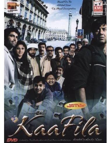 Kaafila DVD