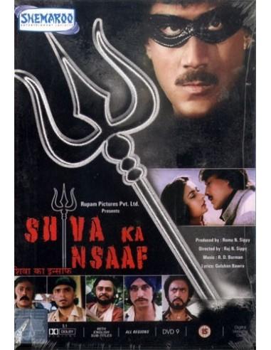 Shiva Ka Insaaf DVD