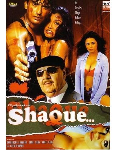 Shaque DVD