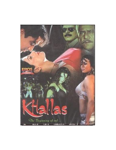 Khallas DVD
