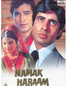 Namak Haraam DVD