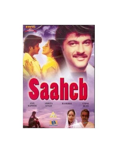 Saaheb DVD