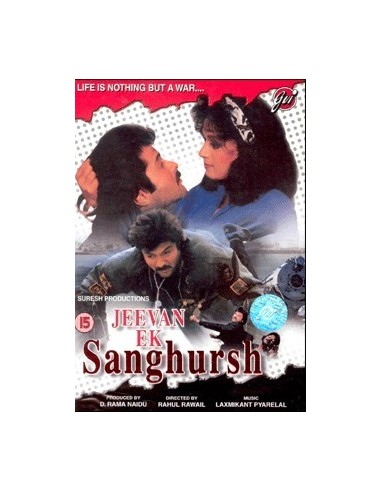 Jeevan Ek Sanghursh DVD (Collector)