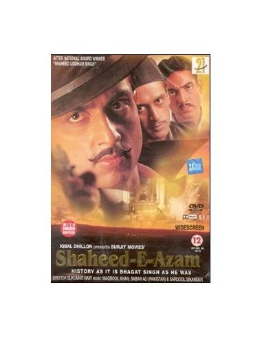 Shaheed-E-Azam DVD