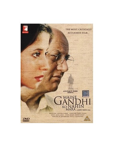 Maine Gandhi Ko Nahin Mara DVD (Collector)