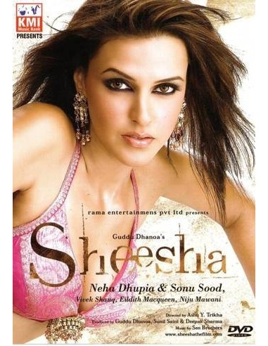 Sheesha DVD