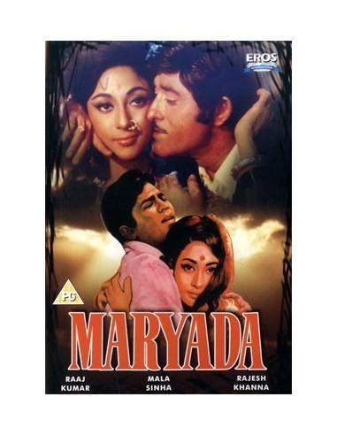 Maryada DVD