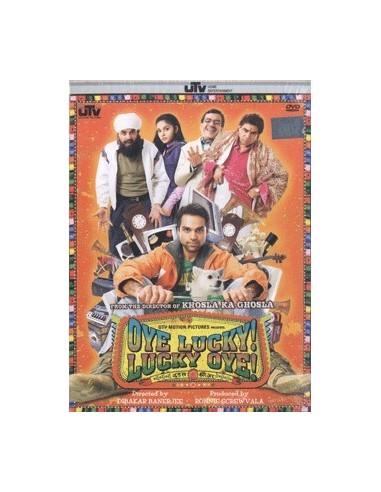 Oye Lucky Lucky Oye DVD