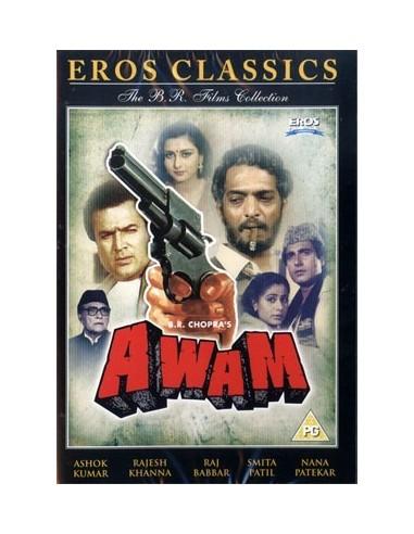Awam DVD