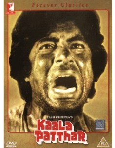 Kaala Patthar DVD