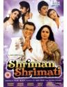 Shriman Shrimati DVD