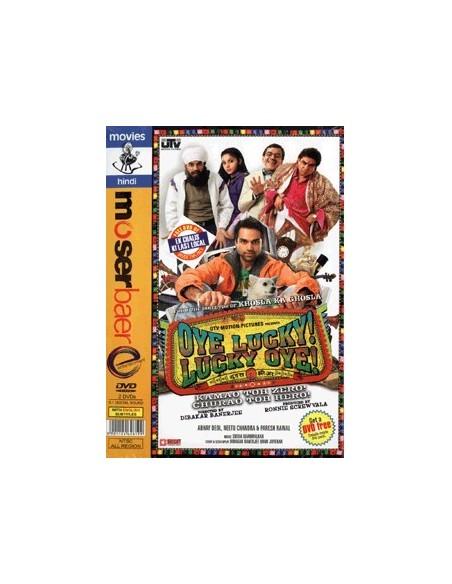 Oye Lucky Lucky Oye - Collector 2 DVD