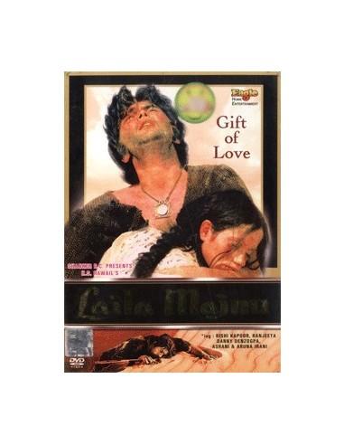 Laila Majnu DVD