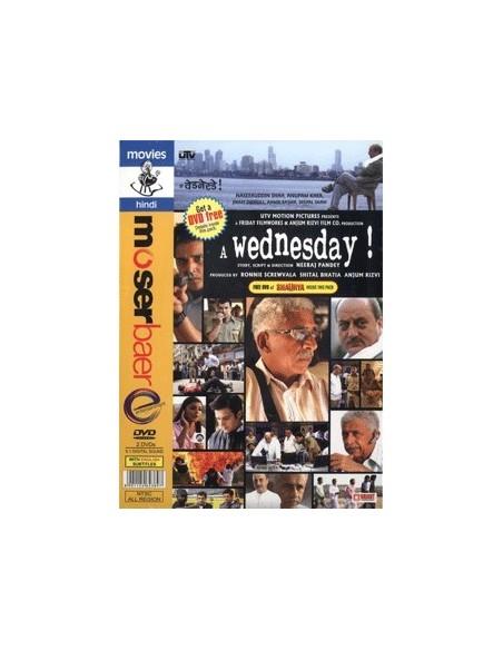 A Wednesday - Collector 2 DVD