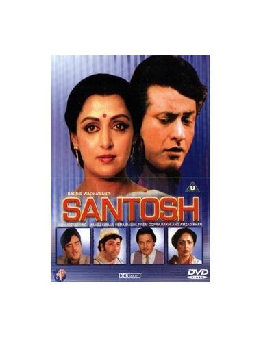 Santosh DVD