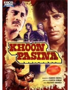 Khoon Pasina DVD
