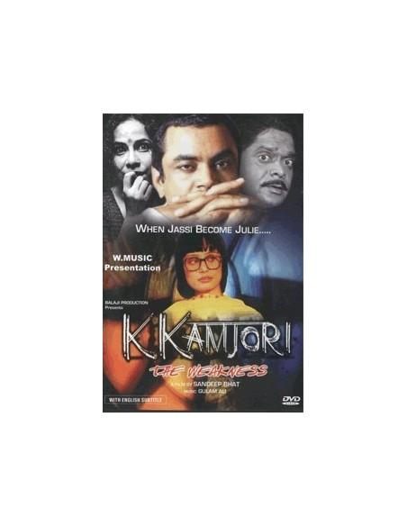 Kamjori DVD