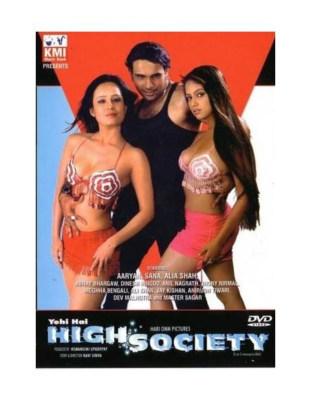 Yehi Hai High Society DVD