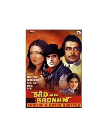 Bad Aur Badnam DVD