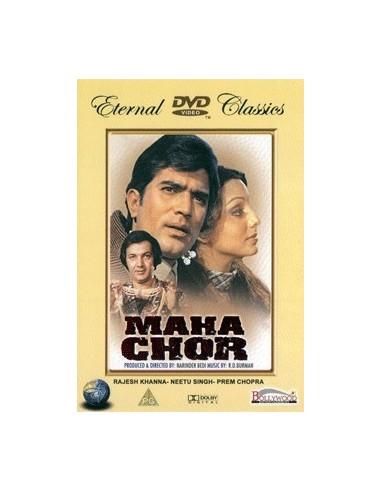 Maha Chor DVD