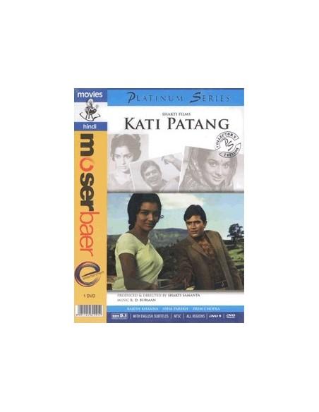 Kati Patang DVD