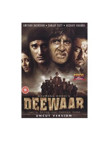 Deewaar DVD