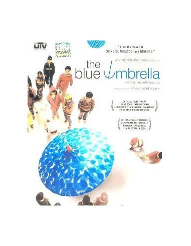 The Blue Umbrella DVD