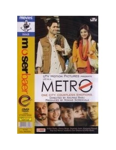 Life In A Metro DVD (FR)