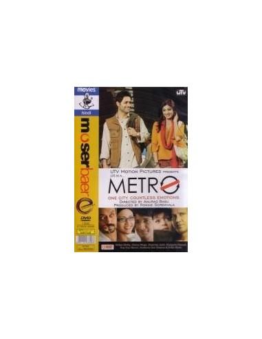 Life In A Metro DVD
