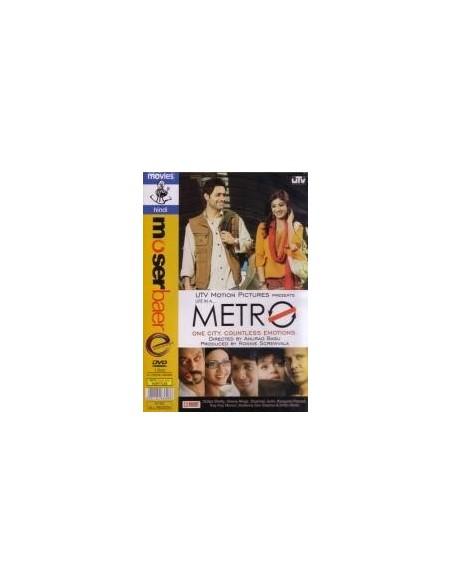 Life In A Metro DVD (FR)
