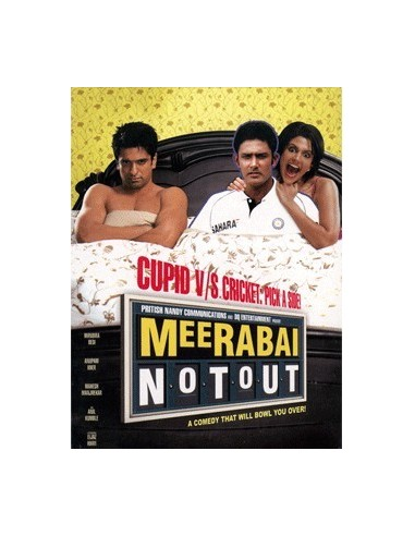 Meerabai Not Out DVD