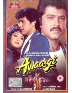 Awaargi DVD