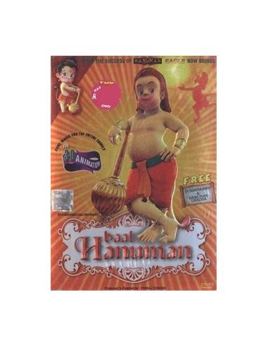 Baal Hanuman DVD