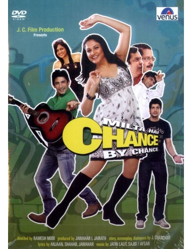Milta Hai Chance By Chance DVD