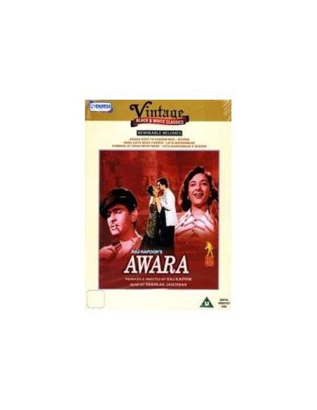 Awara DVD