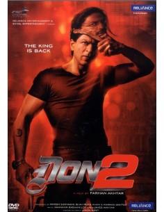 Don 2 - Collector 2 DVD (FR)