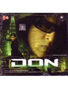 Don - The Chase Begins Again CD
