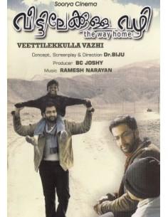 Veettilekkulla Vazhi DVD
