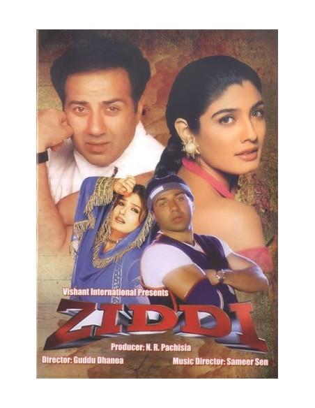 Ziddi DVD
