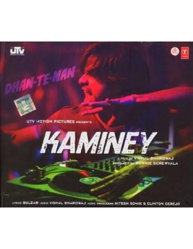 Kaminey CD