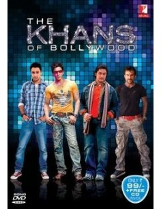 The Khans Of Bollywood DVD