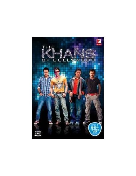 The Khans Of Bollywood DVD