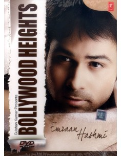 Bollywood Heights - Emraan Hashmi DVD