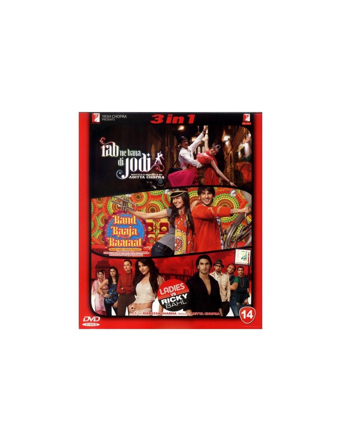 Rab Ne Bana Di Jodi (2008) - Film en Français - Cast