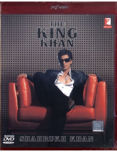 The King Khan: Shahrukh Khan DVD