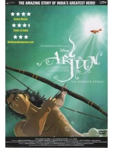 Arjun: The Warrior Prince DVD (FR)